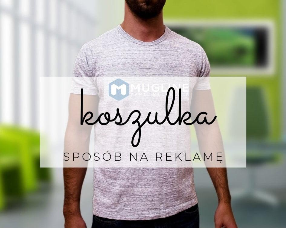 Koszulka firmowa prostym sposobem na reklamę
